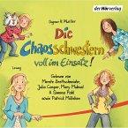 Die Chaosschwestern voll im Einsatz! / Die Chaosschwestern Bd.4 (MP3-Download)
