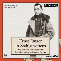 In Stahlgewittern (MP3-Download) - Jünger, Ernst