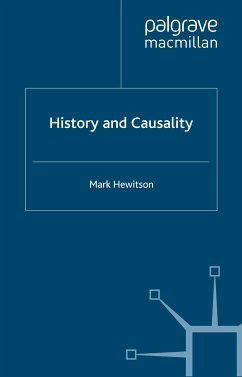 History and Causality (eBook, PDF)