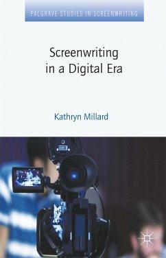 Screenwriting in a Digital Era (eBook, PDF)