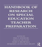 Handbook of Research on Special Education Teacher Preparation (eBook, PDF)