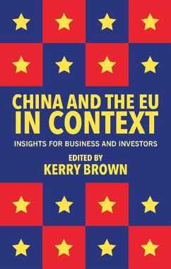 China and the EU in Context (eBook, PDF)