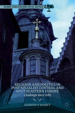 Religion and Politics in Post-Socialist Central and Southeastern Europe (eBook, PDF)