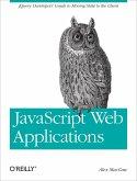 JavaScript Web Applications (eBook, ePUB)