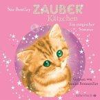 Ein magischer Sommer / Zauberkätzchen Bd.1 (1 Audio-CD)