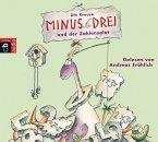 Minus Drei und der Zahlensalat / Minus Drei Bd.3 (1 Audio-CD)