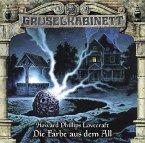 Die Farbe aus dem All / Gruselkabinett Bd.90 (1 Audio-CD)
