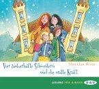 Vier zauberhafte Schwestern und die uralte Kraft / Vier zauberhafte Schwestern Bd.7 (3 Audio-CDs)