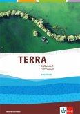 TERRA Erdkunde für Niedersachsen - Ausgabe für Gymnasien 2014. Arbeitsheft 5./6. Klasse