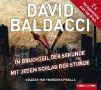 Im Bruchteil der Sekunde & Mit jedem Schlag der Stunde / Maxwell & King Bd.1+2 (Audio-CD)