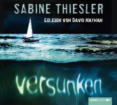 Versunken, 2 MP3-CD - Thiesler, Sabine