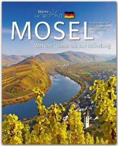 Horizont Mosel - Von der Quelle bis zur Mündung - Merz, Brigitte; Spiegelhalter, Erich; Kühler, Michael