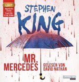 Mr. Mercedes / Bill Hodges Bd.1 (3 MP3-CDs)