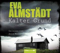 Kalter Grund / Pia Korittki Bd.1 (4 Audio-CDs) - Almstädt, Eva