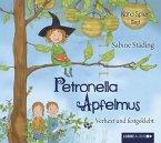 Verhext und festgeklebt / Petronella Apfelmus Bd.1 (2 Audio-CDs)