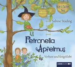 Verhext und festgeklebt / Petronella Apfelmus Bd.1 (2 Audio-CDs) - Städing, Sabine