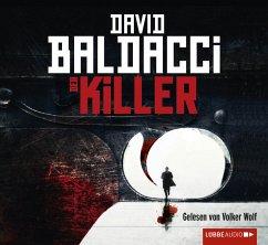 Der Killer / Will Robie Bd.1 (6 Audio-CDs) - Baldacci, David
