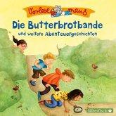 Die Butterbrotbande / Vorlesemaus Bd.4 (1 Audio-CD)