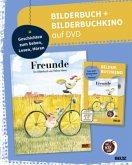 Freunde, Bilderbuch + Bilderbuchkino auf DVD