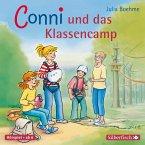 Conni und das Klassen-Camp / Conni Erzählbände Bd.24 (1 Audio-CD)