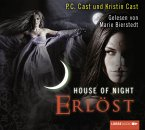 Erlöst / House of Night Bd.12 (5 Audio-CDs)