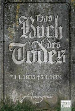 Das Buch des Todes / Anonymus Bd.4