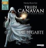 Die Begabte / Die Magie der tausend Welten Trilogie Bd.1 (3 MP3-CDs)