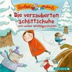 Die verzauberten Schlittschuhe / Vorlesemaus Bd.10 (1 Audio-CD)