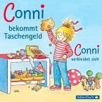 Conni bekommt Taschengeld / Conni verkleidet sich, 1 Audio-CD