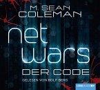 Netwars - Der Code, 6 Audio-CDs