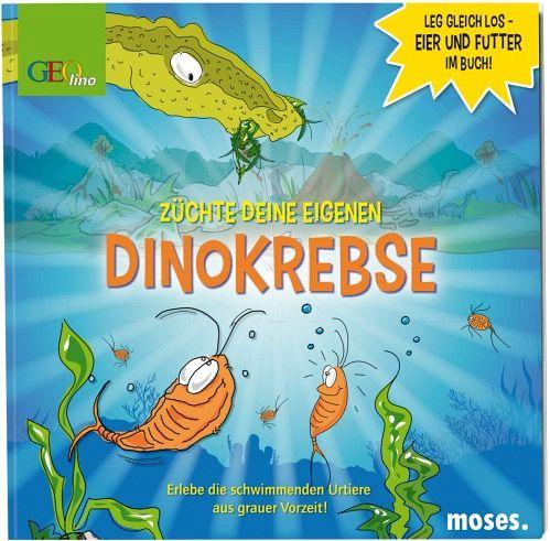 Züchte deine eigenen Dinokrebse - Saan, Anita van