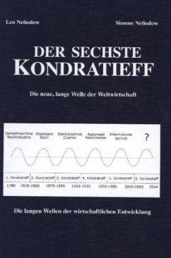 Der sechste Kondratieff - Nefiodow, Leo A.; Nefiodow, Simone