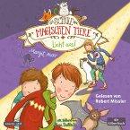 Licht aus! / Die Schule der magischen Tiere Bd.3 (2 Audio-CDs)