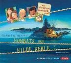 Wombats und wilde Kerle / Die Karlsson-Kinder Bd.2 (2 Audio-CDs)