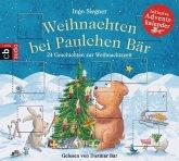 Weihnachten bei Paulchen Bär, 1 Audio-CD