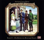 Sherlock Holmes - Das Rätsel von Boscombe Valley, 1 Audio-CD