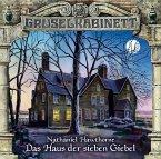 Das Haus der sieben Giebel / Gruselkabinett Bd.93 (1 Audio-CD)
