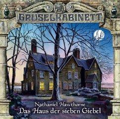 Das Haus der sieben Giebel / Gruselkabinett Bd.93 (1 Audio-CD) - Hawthorne, Nathaniel