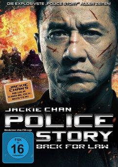 Police Story - Back for Law - Chan,Jackie/Liu,Ye/Jing,Tian/Yu,Rongguang