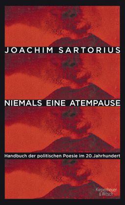 Niemals eine Atempause - Sartorius, Joachim