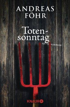Totensonntag / Kreuthner und Wallner Bd.5 - Föhr, Andreas