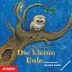 Die kleine Eule, 1 Audio-CD