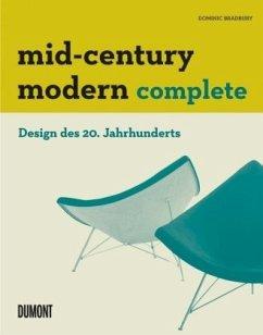 Mid-Century Modern Complete - Bradbury, Dominic