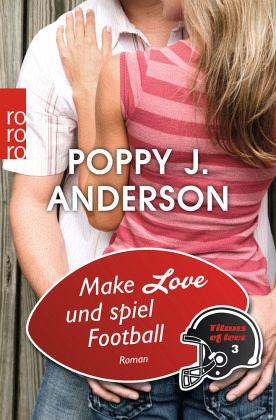 Buch-Reihe New York Titans von Poppy J. Anderson