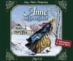 Anne auf Green Gables, 4 Audio-CDs
