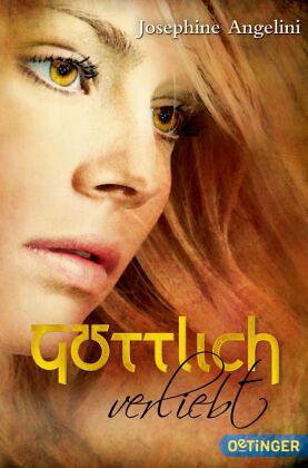 Buch-Reihe Göttlich Trilogie von Josephine Angelini