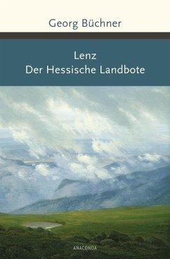 Lenz / Der Hessische Landbote - Büchner, Georg