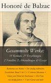 Gesammelte Werke: 15 Romane, 27 Erzählungen, 2 Novellen, 2 Abhandlungen & Essays (eBook, ePUB)