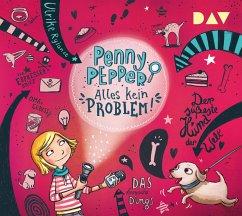 Alles kein Problem / Penny Pepper Bd.1 (1 Audio-CD) - Rylance, Ulrike