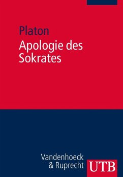 Apologie des Sokrates (eBook, ePUB) - Platon